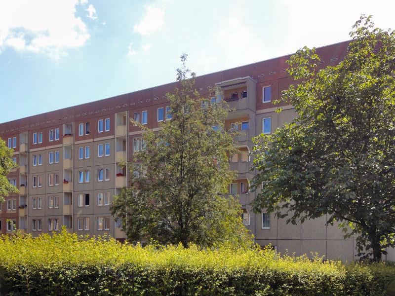 Semmelweisstraße 1-13, Freital-Deuben, Ansicht