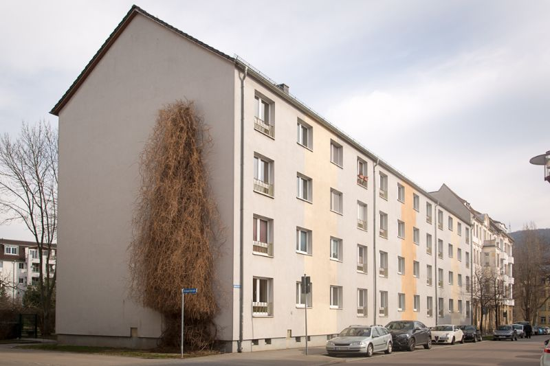 Krönertstraße 12, 14, 16, Freital-Deuben, Straßenansicht