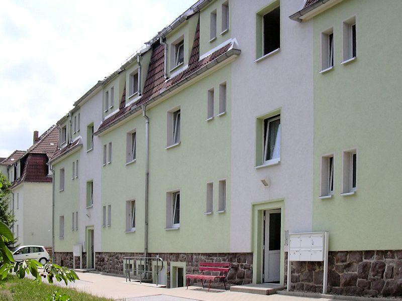 Wehrstraße 33-35, Freital-Deuben, Hofansicht