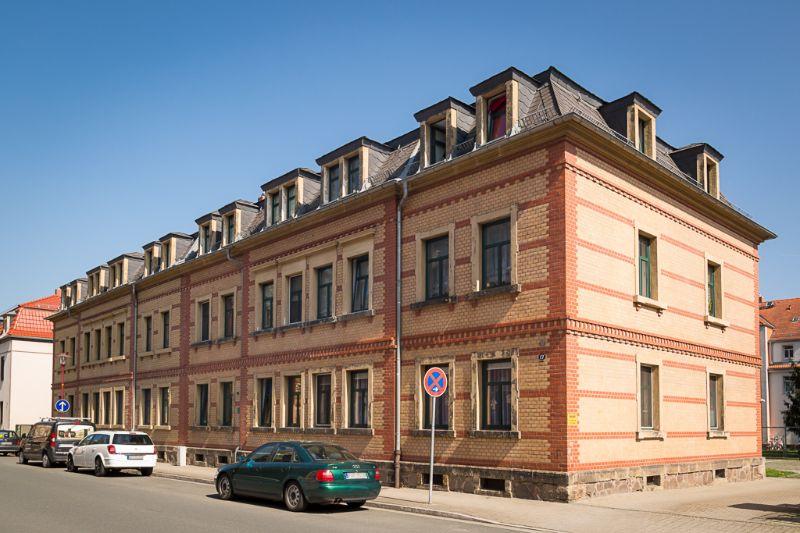 Richard-Wagner-Straße 15 und 17, Freital-Potschappel, Straßenansicht
