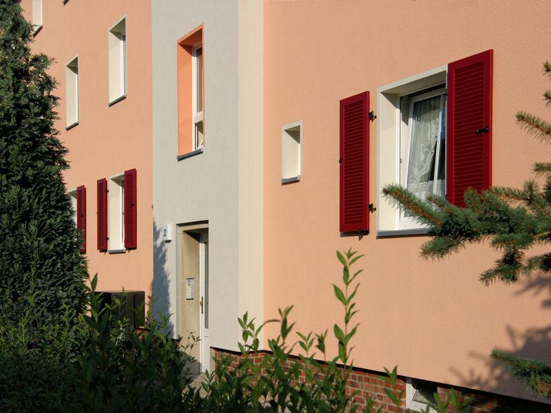 Südstraße 22,24, 26, Freital-Deuben, Ansicht