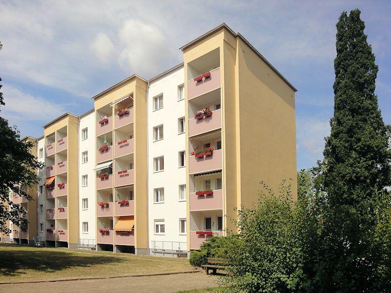 Dresdner Straße 299d, Freital-Deuben, Balkonansicht
