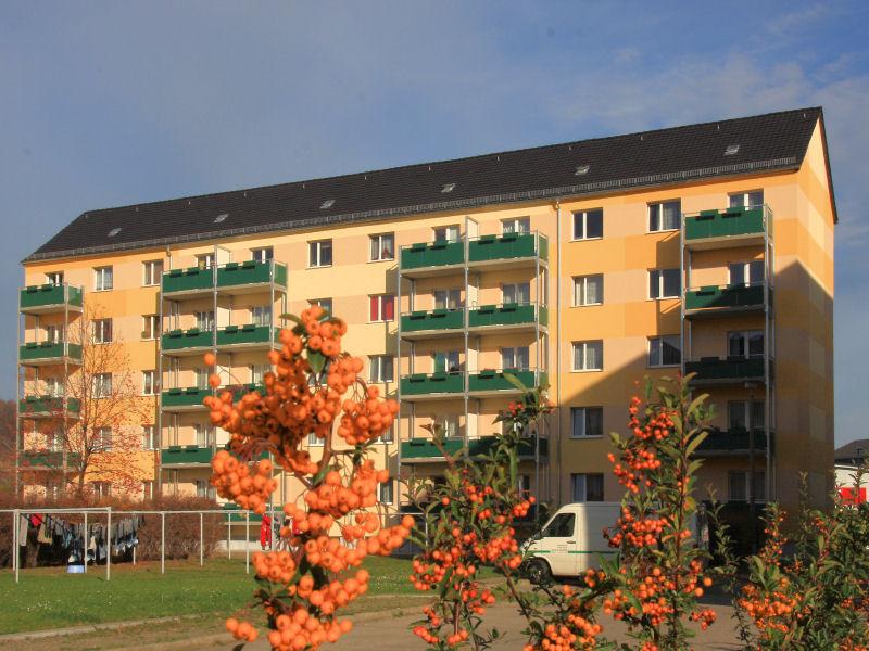 Dresdner Straße 260a-c, Freital-Deuben, Balkonansicht