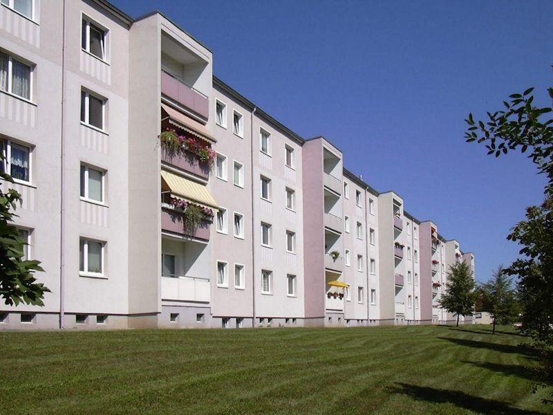 Schachtstraße 81-93, Freital-Döhlen, Ansicht