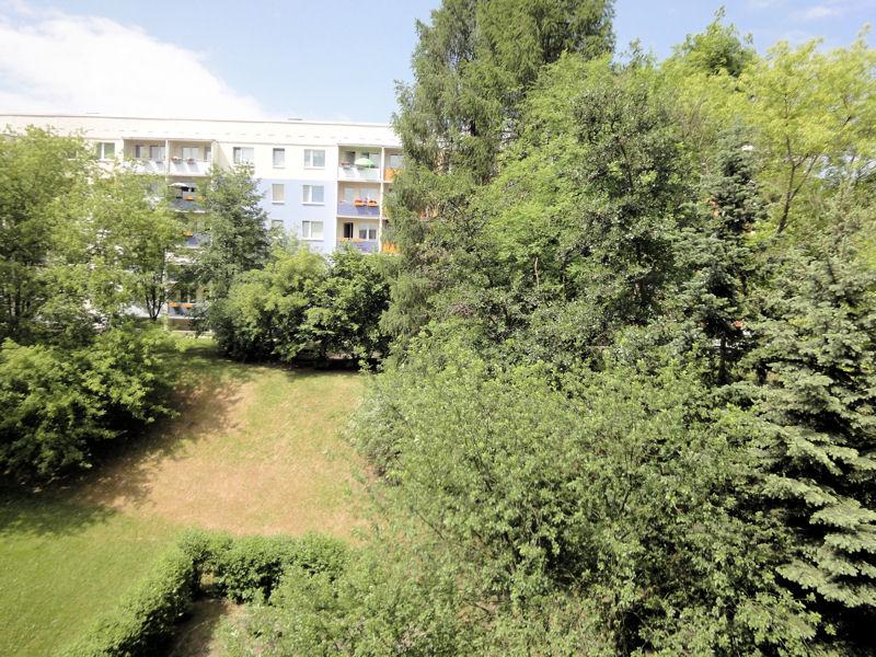 Heinrich-Heine-Straße 6a-f, Freital-Zauckerode, Ausblick