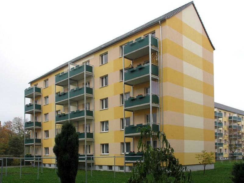 Dresdner Straße 274d, Freital-Deuben, Ansicht