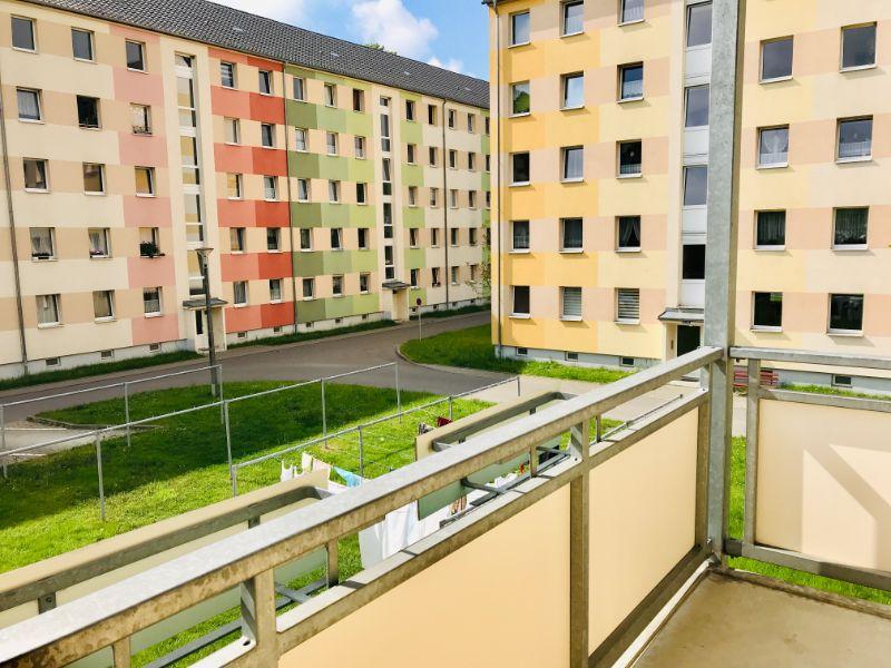 Dresdner Straße 274d, Freital-Deuben, Balkon