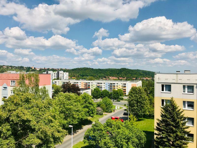 Heinrich-Heine-Straße 6a, Freital-Zauckerode, Ausblick