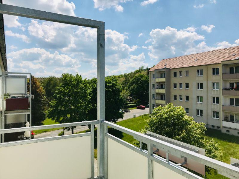 Schachtstraße 49, Freital-Döhlen, Ausblick