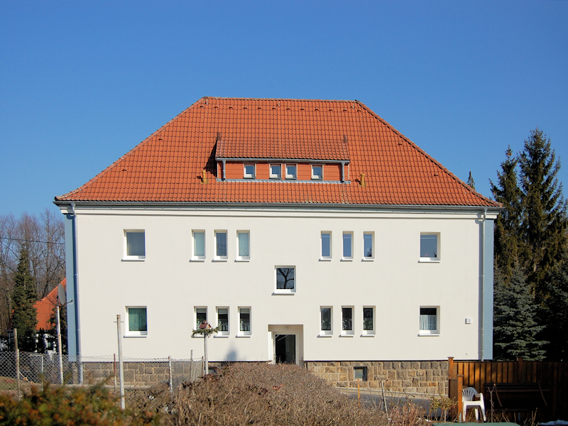 Hauptstraße 4, Freital-Weißig