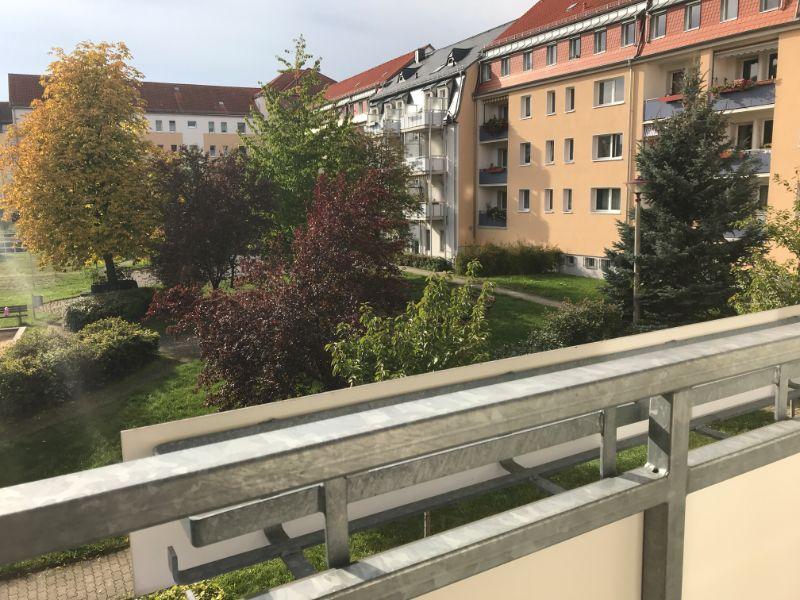 Dresdner Straße 171b, Freital-Döhlen, Blick vom Balkon