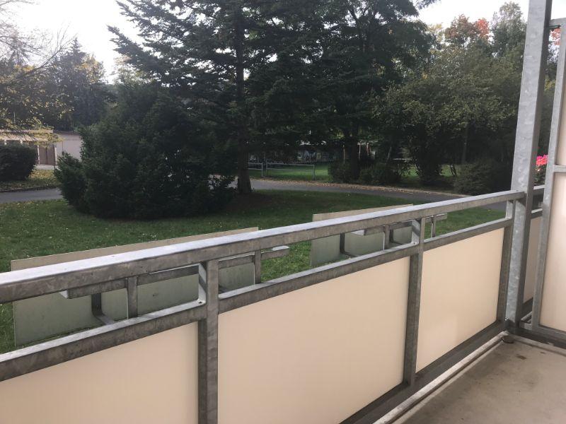 Dresdner Straße 274f, Freital-Hainsberg, Balkon