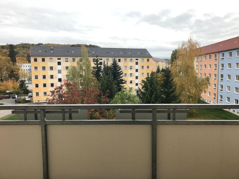 Dresdner Straße 260b, Freital-Deuben, Ausblick