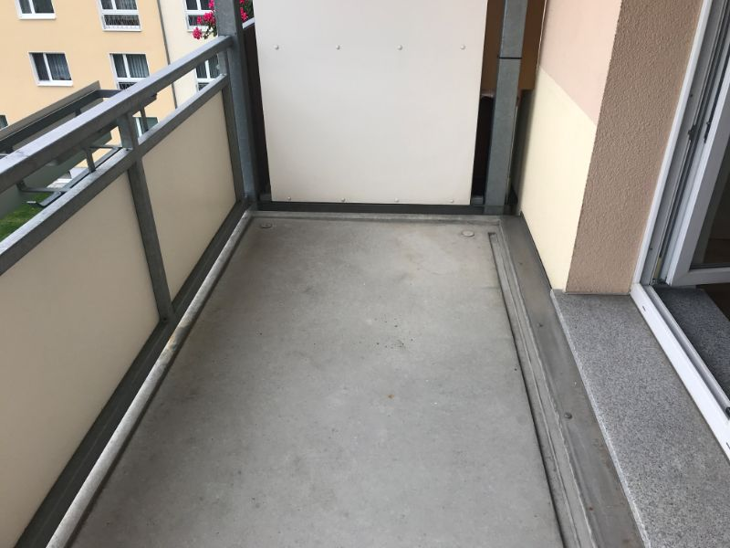 Dresdner Straße 260b, Freital-Deuben, Balkon