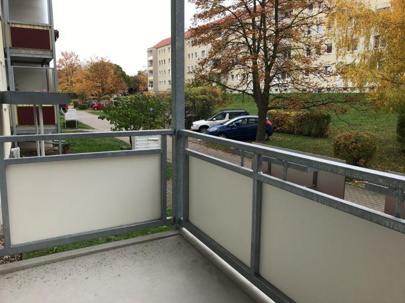 Schachtstraße 43, Freital-Döhlen, Balkon