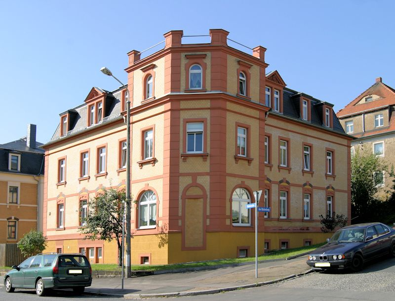 Südstraße 21, Freital-Deuben