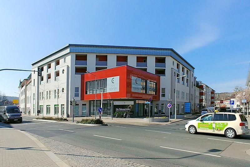City-Center in Freital, Foto: Wohnungsgesellschaft Freital mbH