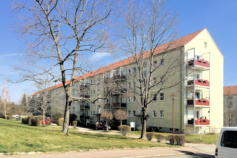 Schachtstraße 39, Freital, Foto, Wohnungsgesellschaft Freital mbH