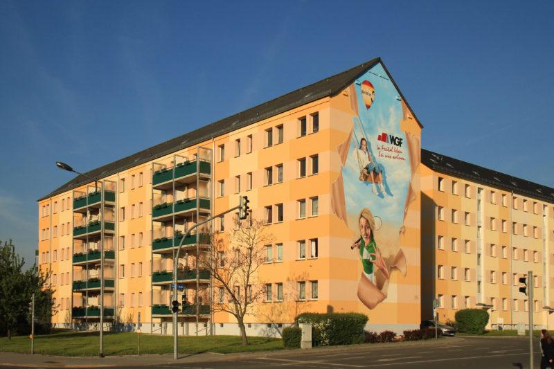 Dresdner Straße 264a-c, Foto: Wohnungsgesellschaft Freital mbH