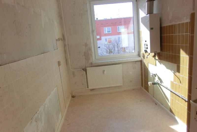 Strangsanierung Weißiger Hang 3a-e, Foto: Wohnungsgesellschaft Freital mbH